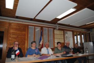 Un comité studieux